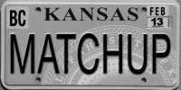 What would your personal License Plate look like?