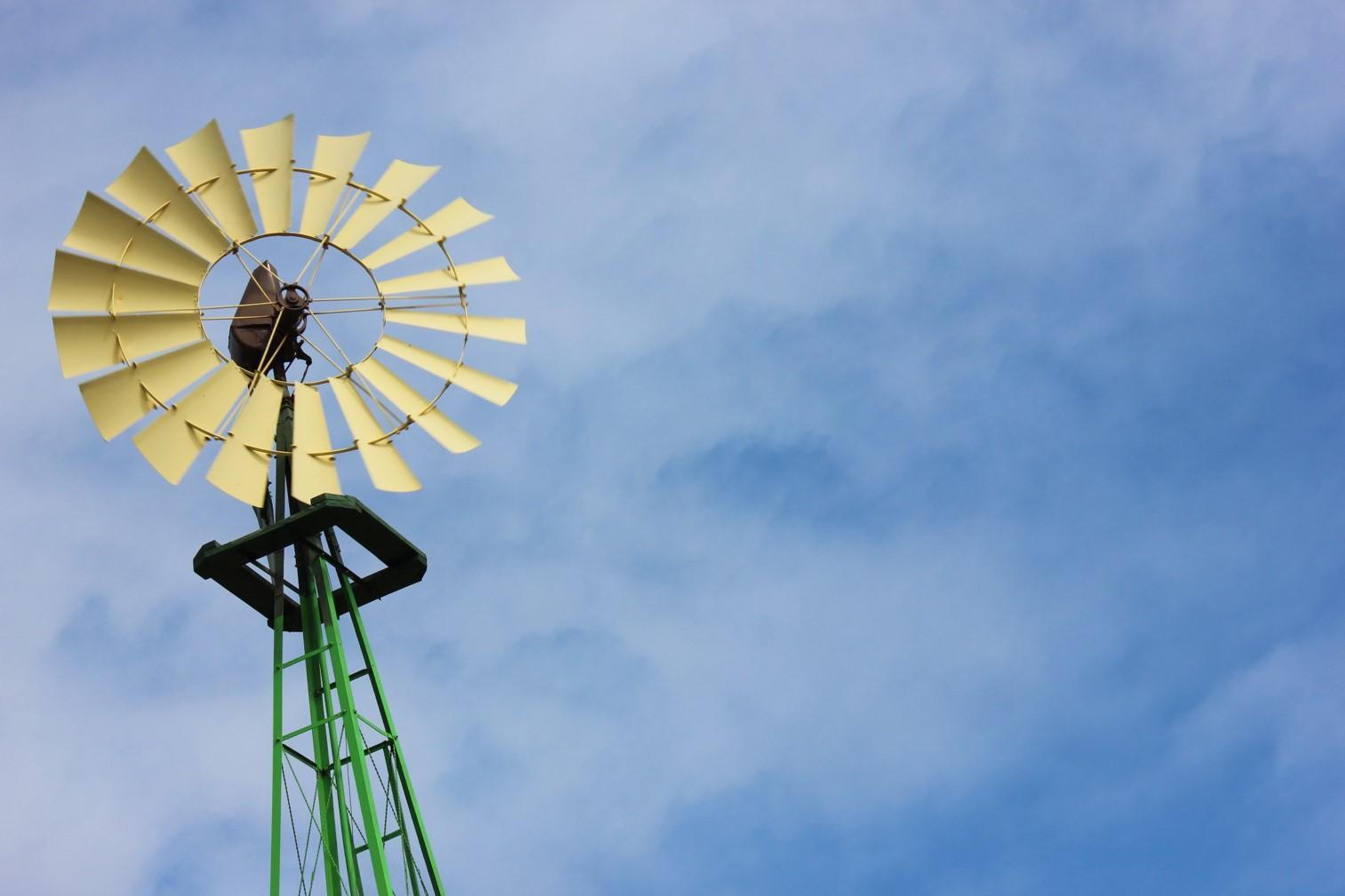 Windmill- Kristin Fimple