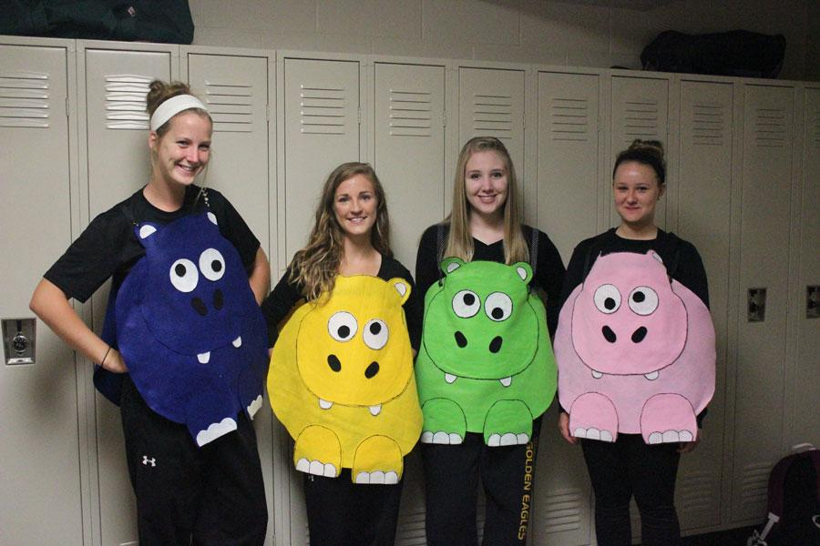 Last yearu0027s Homecoming Week included Game Board day and some Hungry Hungry Hippos showed up at BC. StuCo has some creative new ideas for this yearu0027s big ...  sc 1 st  The Flyer & StuCo discusses Homecoming dress-down days u2013 The Flyer