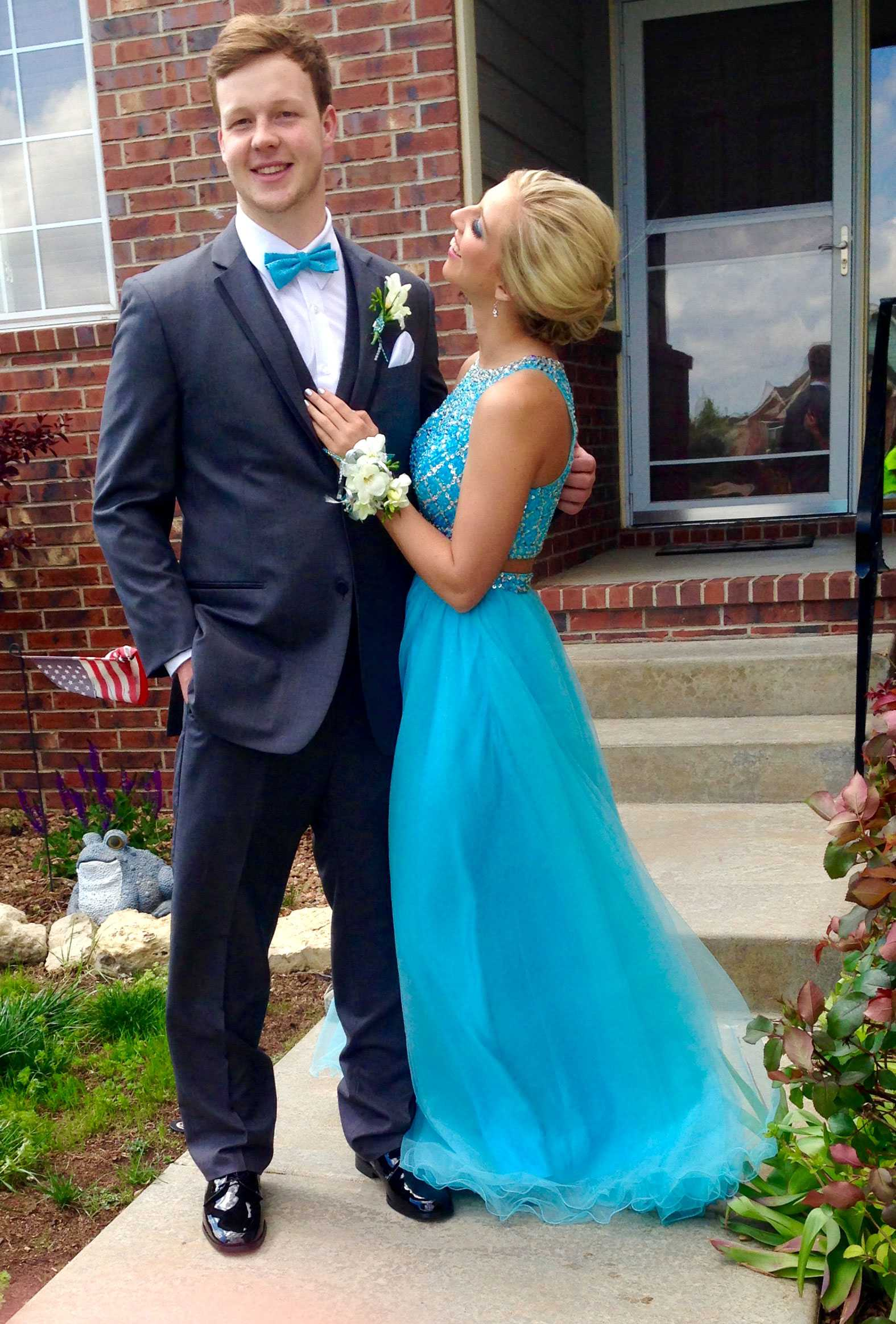 "Flyer reviews of Prom 2015: ""Rain, fancy dresses and lots of ..."