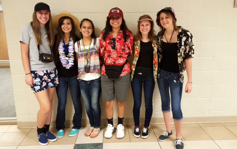 Homecoming Week: Day 3 Costumes