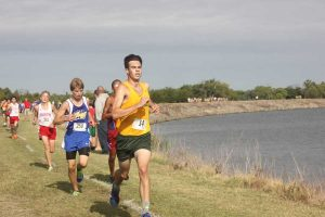 Cross country sweeps City League meet despite delay