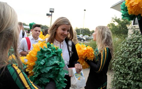 Photos: Freshmen First Day 2017