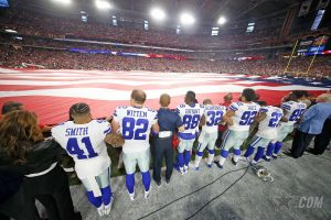 This Week in Sports: A High School Athlete's Take on the Anthem Protests
