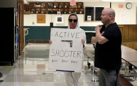 Armed Intruder Drill: Hearing from Assistant Principal