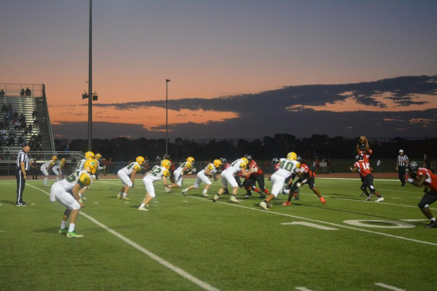 Carroll is under the lights again as they look to survive and advance