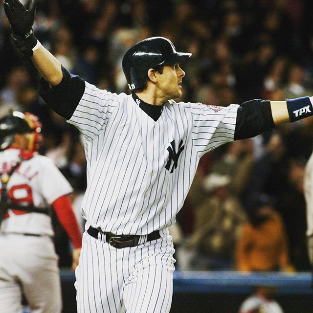 Aaron Boone, ALCS hero of 2003, is back with the Yankees as their new manager.