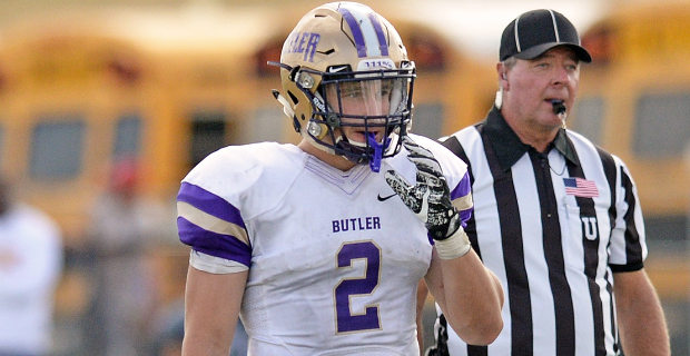 Will Honas was a forced to be reckoned with at Butler, and will look to do the same in the Big Ten