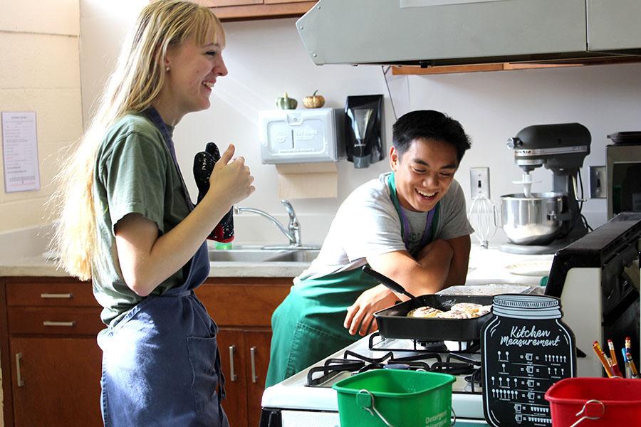 Classroom Spotlight: Gourmet Cooking