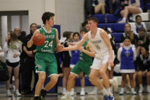THE HOOPS HOLY WAR: BC (8-0) vs. Kapaun (7-1)