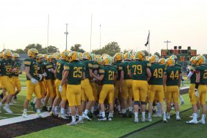 Game 4: BC football looks to bounce back against Dodge City