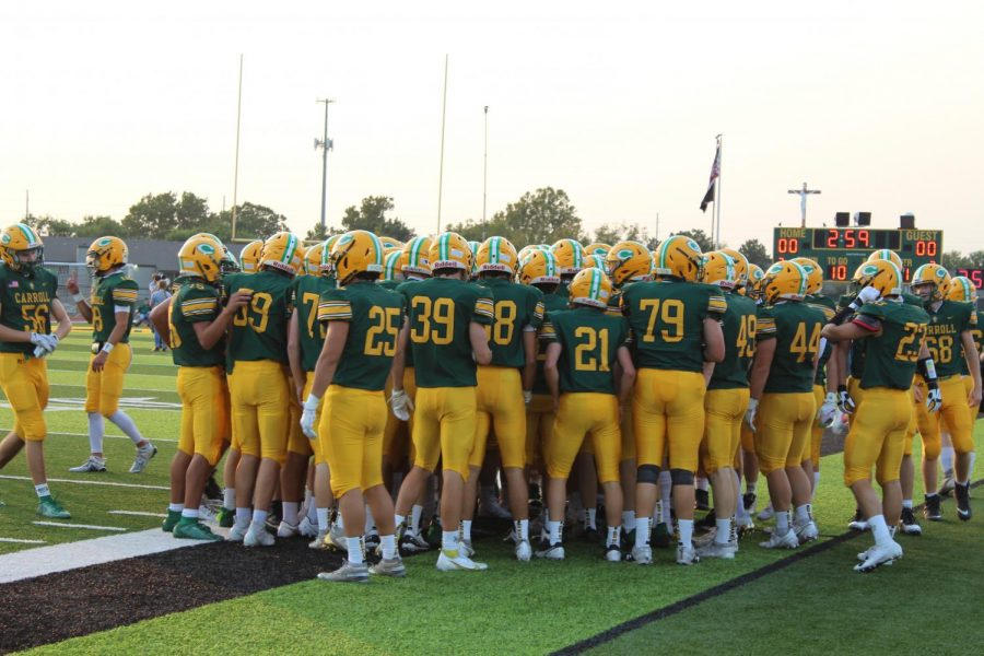 Week 7: Bishop Carroll vs Bishop Miege Recap
